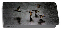Duck Squadron Portable Battery Charger