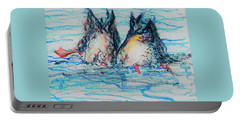 Duck Tails Portable Battery Charger