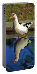 Duck Twice Portable Battery Charger