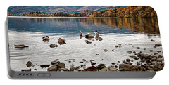 Ducks On Derwent Portable Battery Charger