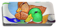 Ducks2017 Portable Battery Charger