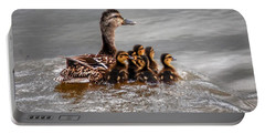 Ducky Daycare Portable Battery Charger by Sumoflam Photography