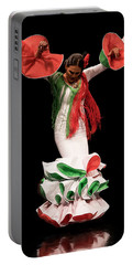 Duende Flamenco Portable Battery Charger