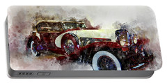 Duesenberg Watercolor Portable Battery Charger