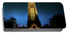 Duke Chapel Lit Up Portable Battery Charger