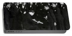 Duke Ellington And Cotton Club Portable Battery Charger