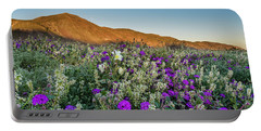 Dune In Bloom Portable Battery Charger