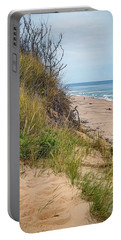 Portable Battery Charger featuring the photograph Dune by Kendall McKernon