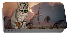Dune Kitty Portable Battery Charger