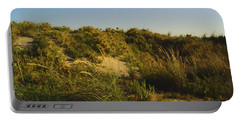 Portable Battery Charger featuring the photograph Dunes IIi by Cassandra Buckley