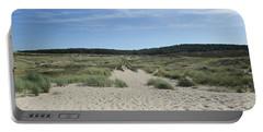 Dunes Of Schoorl Portable Battery Charger