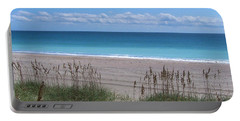 Portable Battery Charger featuring the photograph Dunes On The Outerbanks by Sandi OReilly