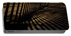 Dunes Shadows  Portable Battery Charger