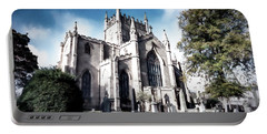 Dunfermline Portable Battery Charger by Anthony Baatz