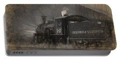 Durango And Silverton Train 2 Portable Battery Charger