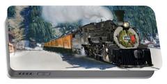 Durango To Silverton Train Portable Battery Charger