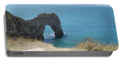 Durdle Door Photo 3 Portable Battery Charger