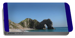 Durdle Door Photo 6 Portable Battery Charger
