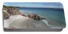 Portable Battery Charger featuring the photograph Durness - Sutherland by Pat Speirs