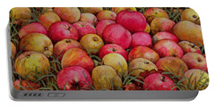 Durnitzhofer Apples Portable Battery Charger by Ditz