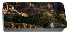 Dusk At Cedar Breaks National Monument Portable Battery Charger