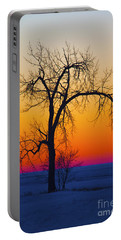 Dusk Surreal.. Portable Battery Charger