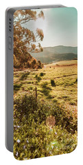 Dusky Fields Portable Battery Charger