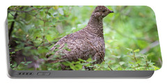 Dusky Grouse Portable Battery Charger
