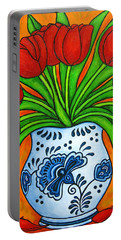 Dutch Delight Portable Battery Charger