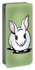 Dwarf Hotot Bunny Rabbit Portable Battery Charger