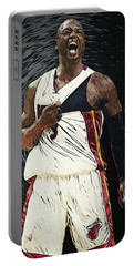 Dwyane Wade Portable Battery Charger
