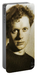 Dylan Thomas, Poet Portable Battery Charger