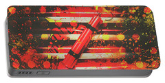 Dynamite Artwork Portable Battery Charger