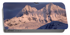 Eagle And Mountains Portable Battery Charger