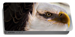 Eagle Eye Portable Battery Charger by Sherman Perry