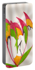 Eagle Feathers Portable Battery Charger