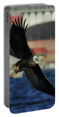 Eagle Flying Portable Battery Charger by Coby Cooper