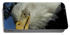 Eagle Head Portable Battery Charger