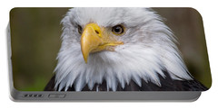 Eagle In Ketchikan Alaska Portable Battery Charger