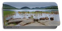Eagle Lake Acadia National Park Portable Battery Charger