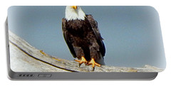 Eagle On A Limb Portable Battery Charger
