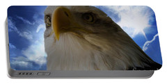 Eagle Portable Battery Charger by Sherman Perry