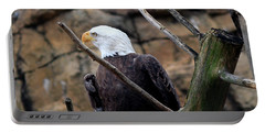 Eagle Portable Battery Charger by Suhas Tavkar
