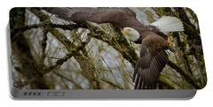 Eagle Take Off Portable Battery Charger