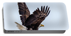 Eagle Taking Flight Portable Battery Charger