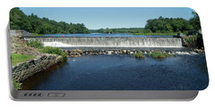 Eagleville Dam, Connecticut  Portable Battery Charger