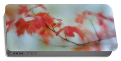Portable Battery Charger featuring the photograph Early Autumn by Diane Alexander