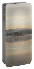 Early Morning Algonquin Portable Battery Charger