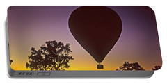 Early Morning Balloon Ride Portable Battery Charger