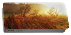 Early Morning Country Portable Battery Charger